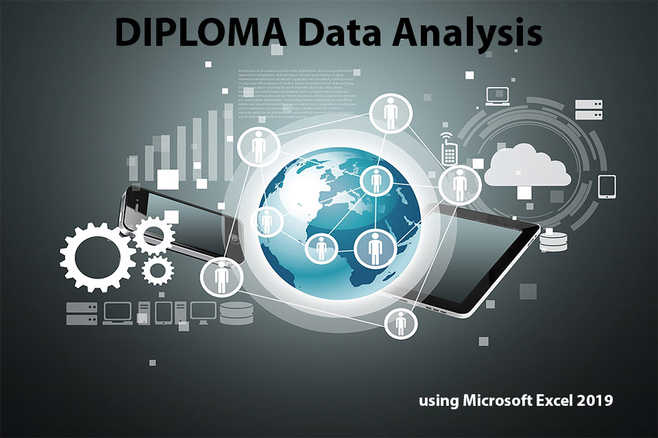 Certificate of Data Analysis using Microsoft Excel 2016